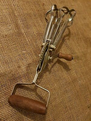 "Vintage Propert ""swift Whip"" Rotary Egg Beater - Good Working Condition"