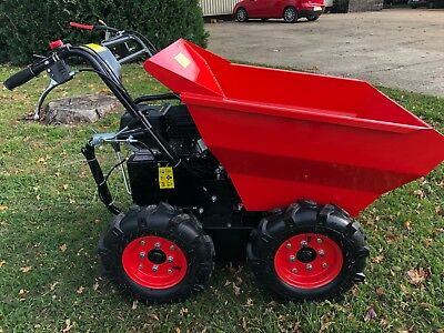 Wheeled mini tipping dumper 300kg *NEW* £1099 inc VAT **FREE Delivery**