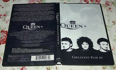 Queen - Greatest Flix 3 (2 DVDs) SPECIAL FAN EDITION