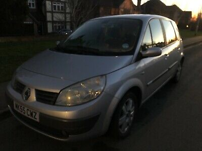 2005 Renault Scenic 1.6 Automatic