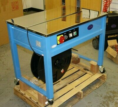 Tp202 Semi Automatic Table Strapping Machine
