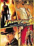 Indiana Jones - The Complete Movie Adventure Collection (DVD, 2008, 5-Disc Set)