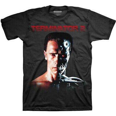 Studio Canal Terminator 'Face/Borg' T-Shirt - NEW & OFFICIAL!