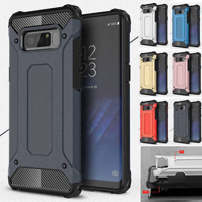 NEW For Samsung Galaxy J6 Phone Case Hybrid Shockproof Rugged Armor Back Cover