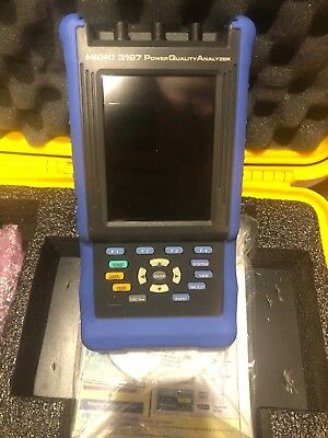Hioki 3197 - Power Quality Analyzer