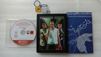 Grand Theft Auto V GTA 5 PS4 PROMO RARE for Sony PlayStation 4 - GTA V PROMO PS4