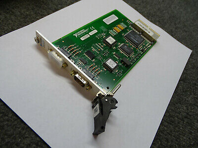 National Instruments NI PXI-8421 RS-485 Serial 2 Ports Plug-in Module Card
