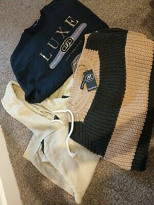 Maternity jumpers size 8