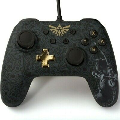 Legend Of Zelda Style Wired Pro Controller Nintendo Switch