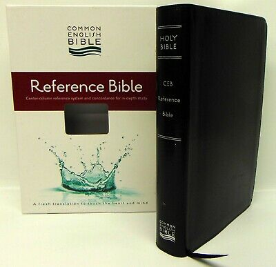 ceb common english bible thinline softcover