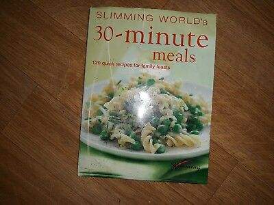 Slimming World 30 minute meals book