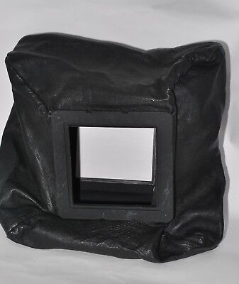 Cambo Calumet Leather 4x5 Wide Angle Bag Bellows from Japan