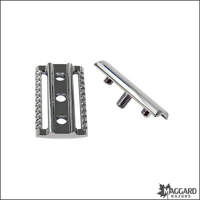 Safety Razor Replacement Head Maggard Razors V3 Closed Comb (Fits Edwin Jagger)