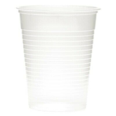 Translucent Polypropylene Disposable Cup 200ml / 7oz (Pack of 2000)