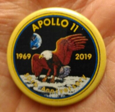 Apollo 11's 50th anniversary of first moon landing 1969-2019 **NEW for 2019**