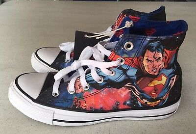 new product d6053 bcd37 Converse Chuck Taylor All Star Superman DC Comics Shoes 150444C US 5.5 Wo s  7.5