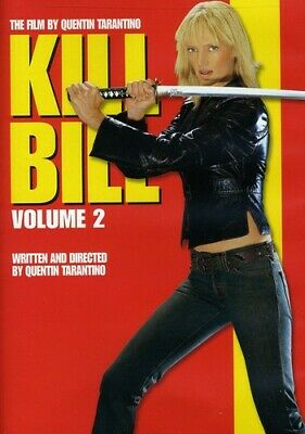 Kill Bill Vol. 2 (DVD, 2011) Uma Thurman, David Carradine, Daryl Hannah