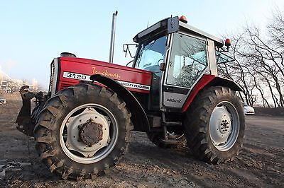 Massey Ferguson MF 3120  Tractor Parts Manual