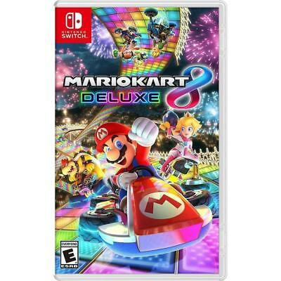 Nintendo Switch - MARIO KART - DELUXE - Brand New!