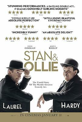 Stan and Ollie [2019] New DVD / Free Delivery