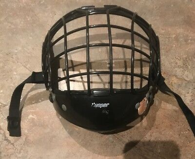Vintage Cooper XL7 FG Hockey Cage For Helmet