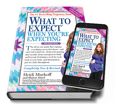What to Expect When You're Expecting by Heidi Murkoff 2016 - Ebook PDF - Digital