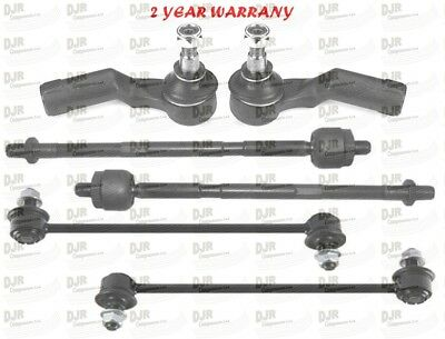 VOLVO V50 DROP LINK + TIE - TRACK ROD END & JOINT Front Left & Right 04-On