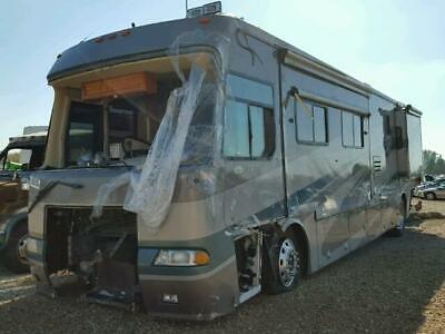 2005 Roadmaster Monocoque Rail motorhome,damaged,salvage,for parts or project