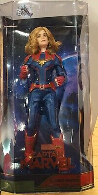 Marvel Comics CAPTAIN MARVEL 12 Inch Limited Edition Figure. Brand New.