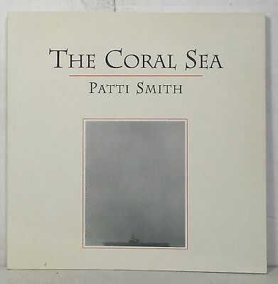 Patti Smith, The Coral Sea, signed 1997 first paperback printing