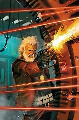 Old Man Quill #2 (Of 12) Reis Variant 1:25 Marvel Comics!