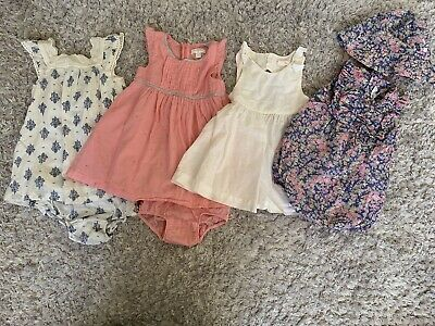 Baby girl clothes bulk PUREBABY COUNTRY ROAD BEBE s 0 (6-12mnth)
