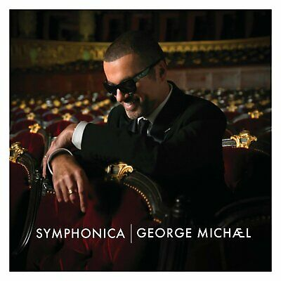 George Michael - Symphonica - New - Cd