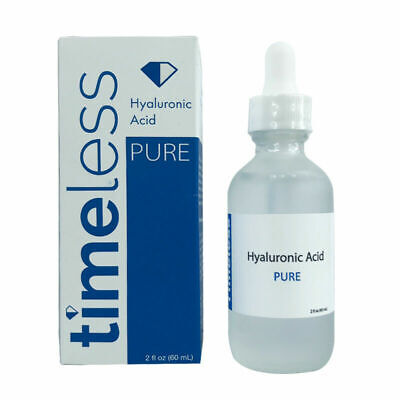 Timeless Hyaluronic acid 100% pure 2 oz (60 ml)