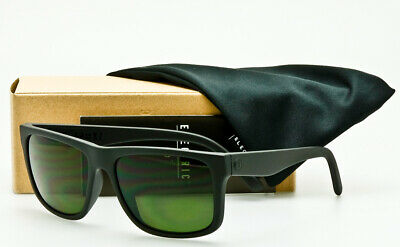 64e8504f2f8 NEW ELECTRIC SWINGARM XL SUNGLASSES Matte Black Frame OHM Grey Lenses