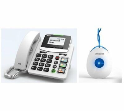 Akuvox HCP-R15P Big Button Healthcare Big Button Ip Phone