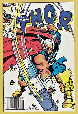 Thor #337 Near Mint (9.4) - White *75¢ Canadian Price Variant* 1St Beta Ray Bill