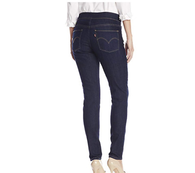 27ab353fab5 Levi s Women s Perfectly Slimming Pull-on Skinny Jeans Size 18 Medium ...