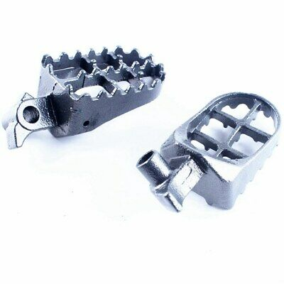 Wide Rotating Footrest Foot Pegs For Yamaha YZ125/250 1999-2005 2000 2001 2002
