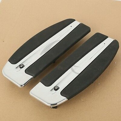 Slipstream Floorboard Footboard Cover For Harley Touring Electra Road Glide King
