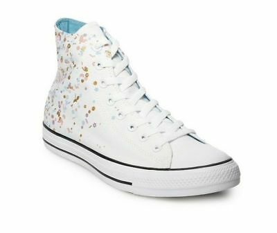 5b48accbe231 Converse Chuck Taylor All Star Birthday Confetti High Top Sneakers-Size  M4 W6