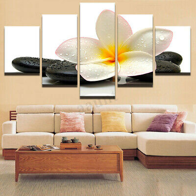 5Pcs Modern Art Canvas Print Painting Poster Picture Home Wall Decor Unframed
