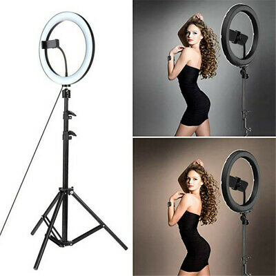 26CM Studio Live LED Ring Light Kit For Phone Selfie Light Photograph+Triopd IE