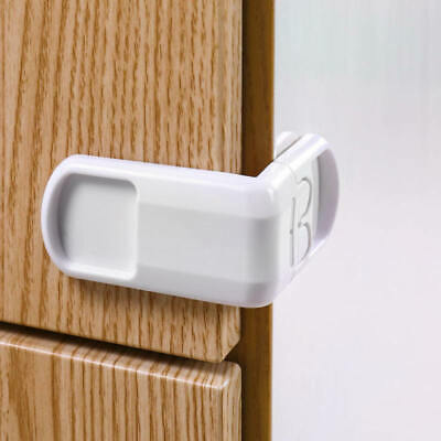 10Pcs Baby Children Safety Security Protect Locks Cabinet Drawer Cupboard Doors