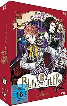 Black Butler: Book of Circus - 3.Staffel - Vol.2 (2 DVDs) | DVD | état très bon