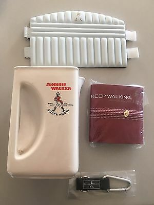 Johnnie Walker Bar Collectables - 4 Items