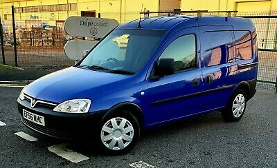 2006|56 Vauxhall Combo 1.3 CDTi *Great Spec - Aircon - Just Serviced* Cheap Van