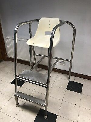 Professional Lifeguarding Chair, Low Height, Good Condition