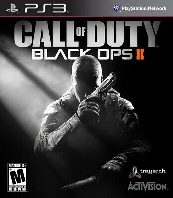 Juego Ps3 Call Of Duty Black Ops Ii Ps3 4443250