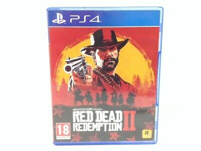Juego Ps4 Red Dead Redemption 2 Ps4 4443360